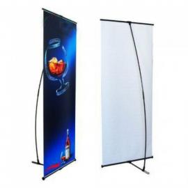 L banner 60x160  z wydrukiem